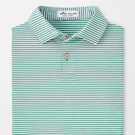 Peter Millar Youth Hales Performance Polo