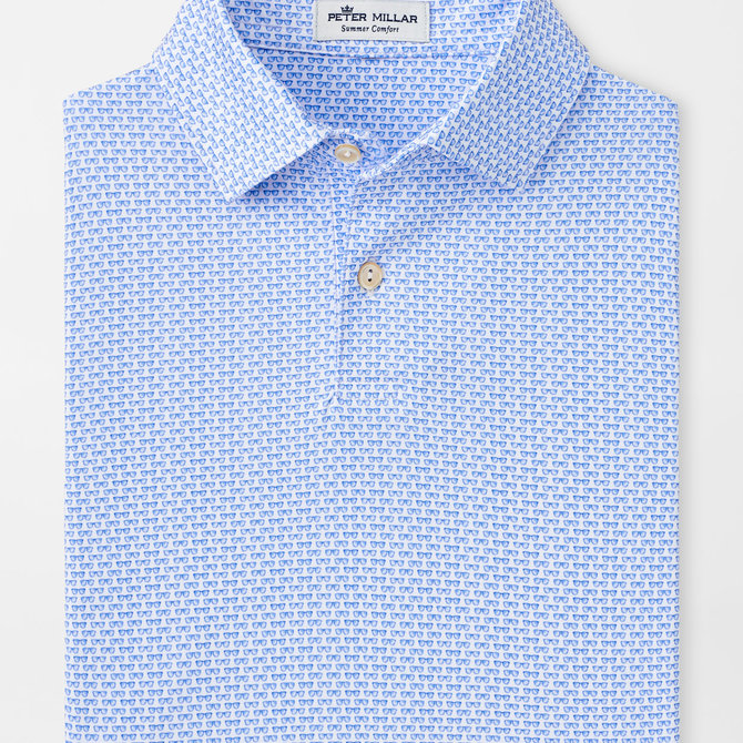 Peter Millar Youth Sasser Performance Polo