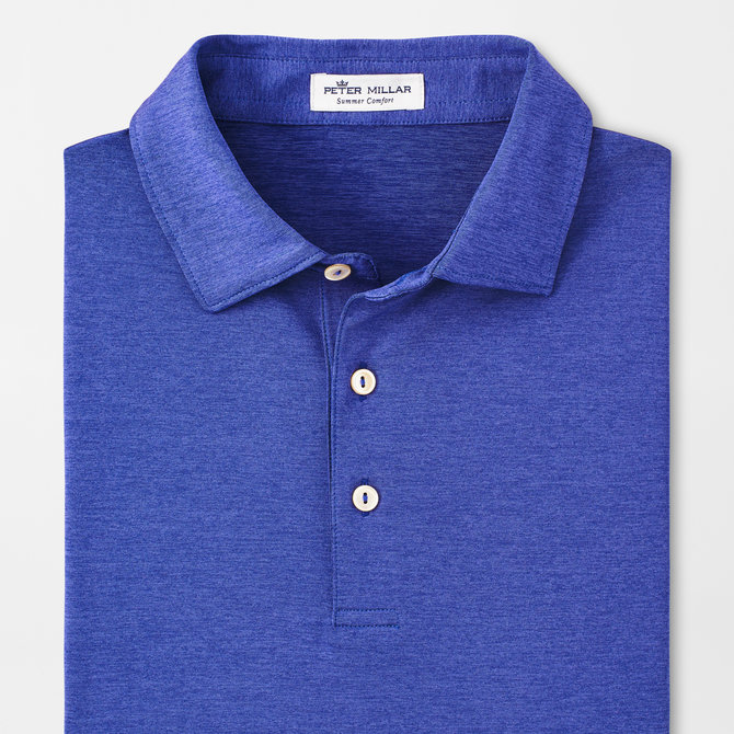 Peter Millar Youth Solid Performance Polo