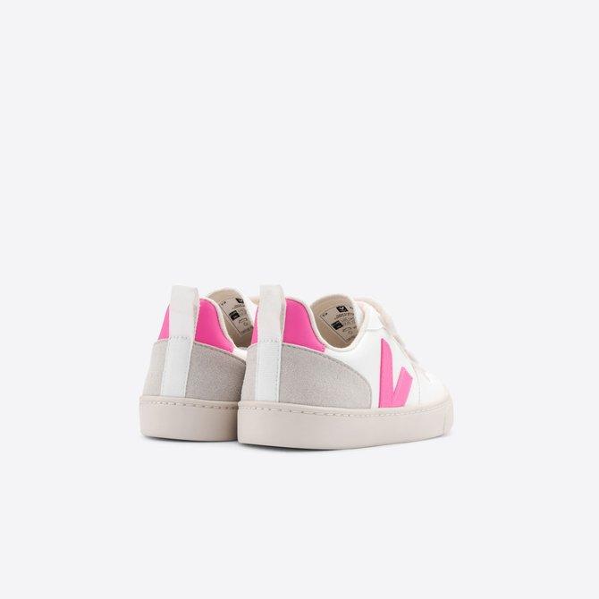 Veja Junior Sneaker Vegan White Sari
