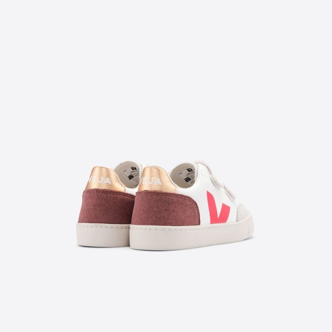 Veja Kid Sneaker Leather Multico Dried Petal