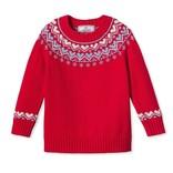 CPC Childrenswear Katrina Heart Fair Isle Sweater