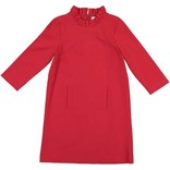 CPC Childrenswear Claudia Dress Lipstick Red