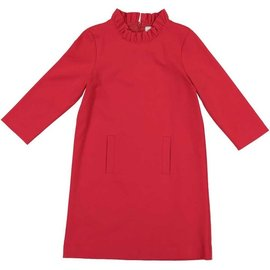 CPC Childrenswear Claudia Dress Lipstick Red