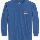 Southern Tide Heather Skipjack Outline T-Shirt