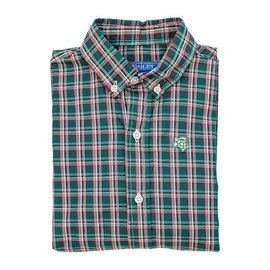 The Bailey Boys J. Bailey Button Down Holly Plaid