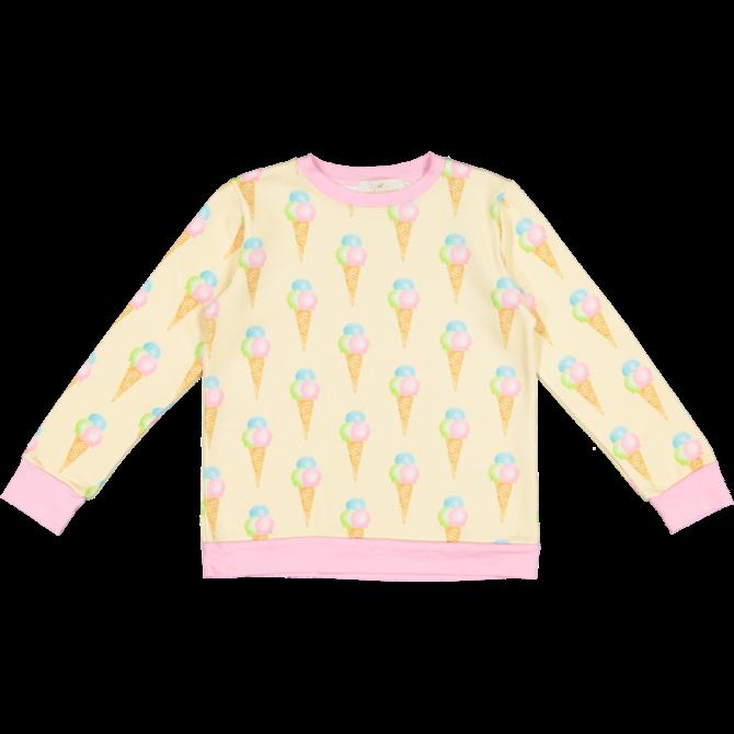 Sal and Pimenta Ice Cream Sweatshirt