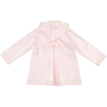 Sal and Pimenta Pink Gingham Rain Jacket