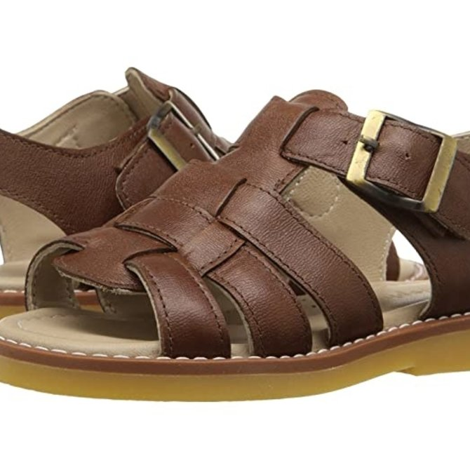 Elephantito Boys Fisherman Sandal