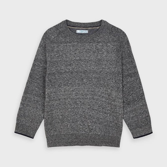 Mayoral Basic Crew Neck Sweater