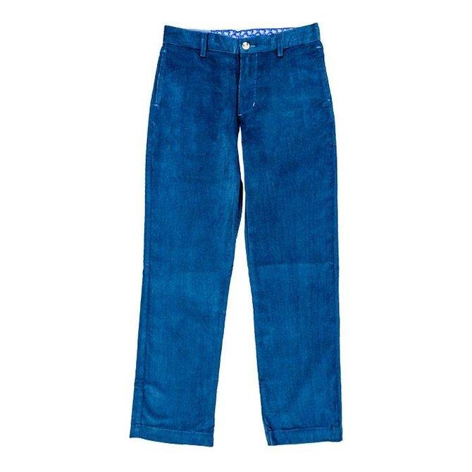 J. Bailey J Bailey Champ Pant Steel Blue Cord