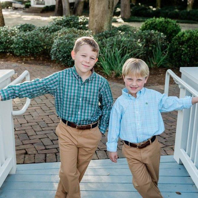 The Bailey Boys J Bailey Champ Cinnamon Twill