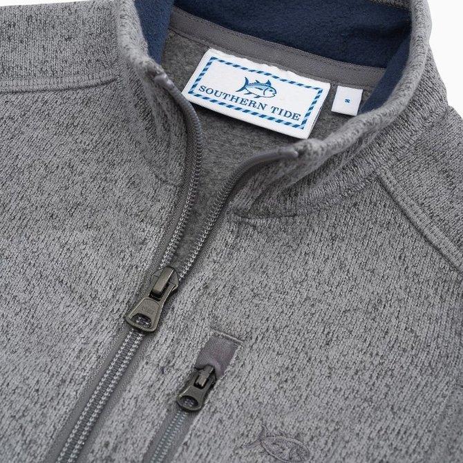 Southern Tide Samson Peak Sweater Fleece Vest