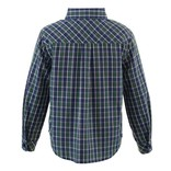 Rachel Riley Tartan Shirt Green