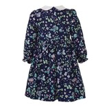 Rachel Riley Hedgerow Dress Navy