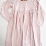 Peggy Green Long Sleeve Pink Cici Dress