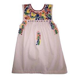 Six Honeybees Sleeveless Puebla Dress