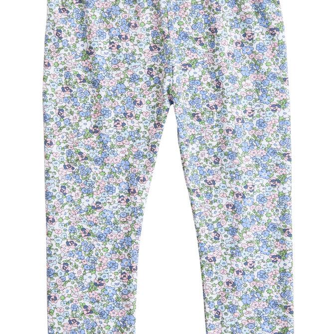 Bisby Leggings - Kingston Floral Blue