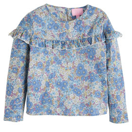 Bisby Emily Top- Benny Floral