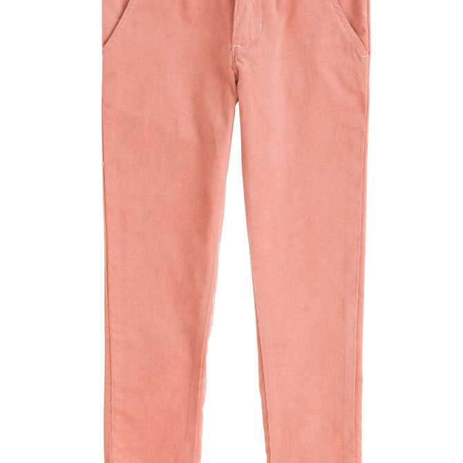 Bisby Twiggy Cords Dusty Pink