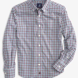 Johnnie-O Redmond Jr. Prep-formance Button Down