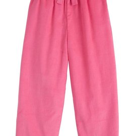 Little English Bow Pant Hot Pink