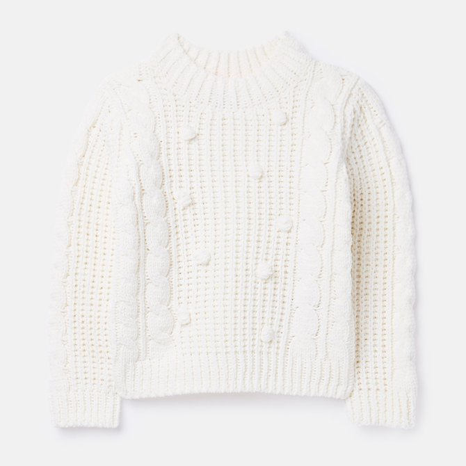 Joules Pomwell Chenille Sweater