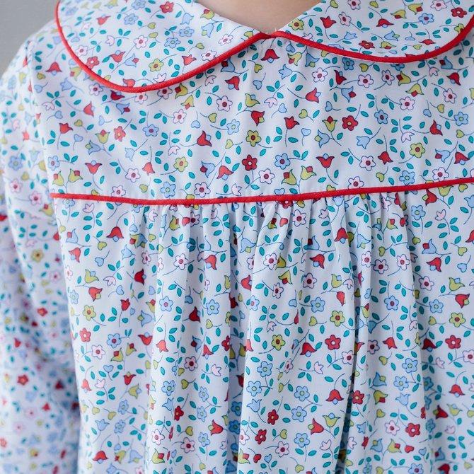 Little English Dunn Dress - Callaway Floral