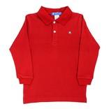 The Bailey Boys J. Bailey Longsleeve Polo - Red