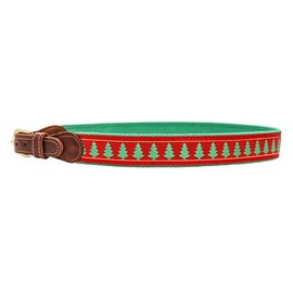 The Bailey Boys Buddy Belt- Christmas Tree