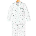 Petite Plume Evergreen Pajama Set
