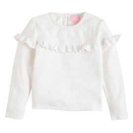 Bisby Emily Top- Ivory