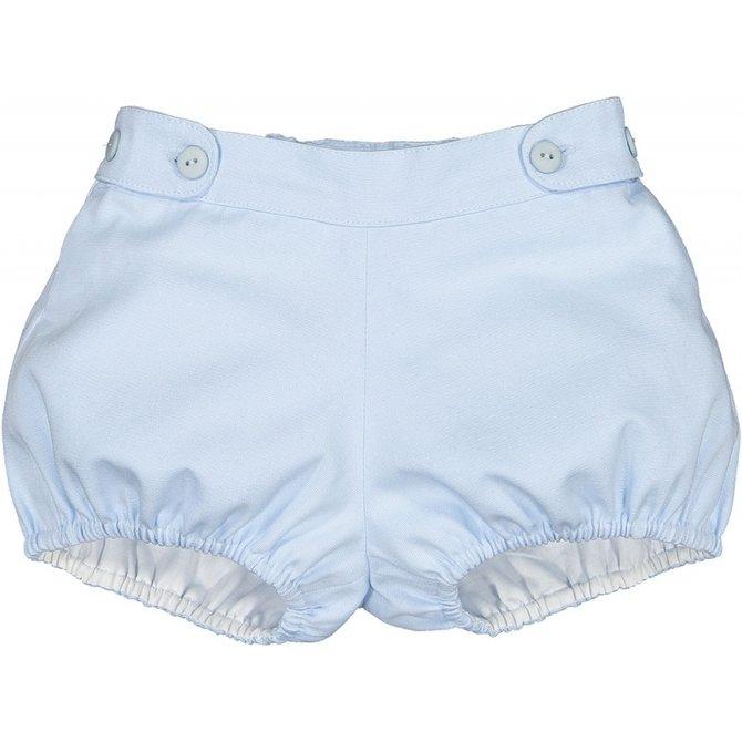 Sal & Pimenta St-Germain Blue Shorts