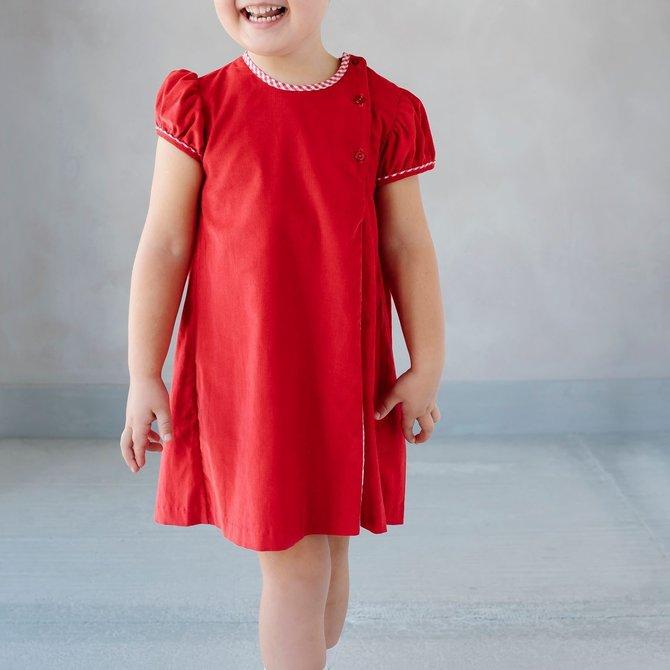 Little English Highlands Dress