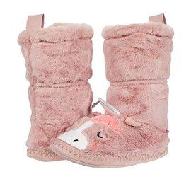 Joules Padabout Faux Fur Slipper Sock Unicorn