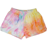 Iscream Fuzzy Shorts Cotton Candy