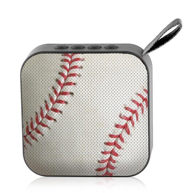 Jamm'd by Watchitude Bluetooth Speaker Baseball