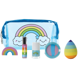Iscream Rainbow Beauty 5 Piece Set in Pouch