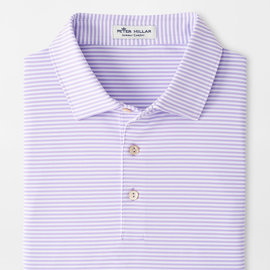 Peter Millar Youth Hales Stripe Performance Polo