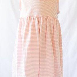 Peggy Green Cici Dress - Pink Candy Stripe