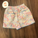 Peggy Green Girls Two-Pocket Short