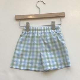 Peggy Green Boys Retro Short