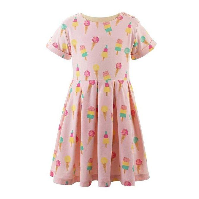Rachel Riley Ice Cream Jersey Dress