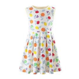 Rachel Riley Tutti Frutti Jersey Dress