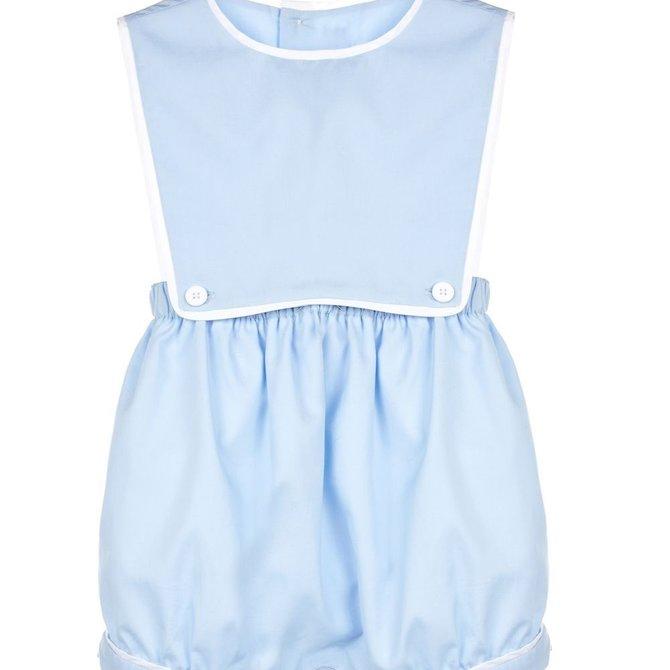 Sophie & Lucas Classics Boy Overall Blue