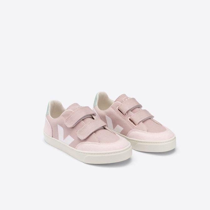 Veja Kid Sneaker Babe White Matcha