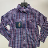 Rusmey Creek LS Pearlsnap Little Reata