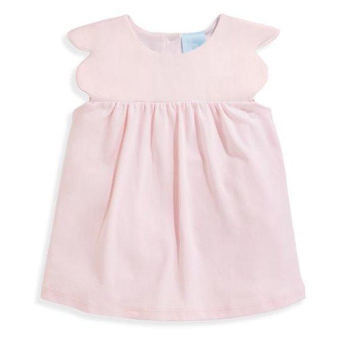 Bella Bliss Tatiana Pima Blouse Pink