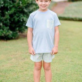 Grace & James Matthew Pocket Shirt Set