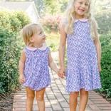 Grace & James Mary Floral Knit Bubble
